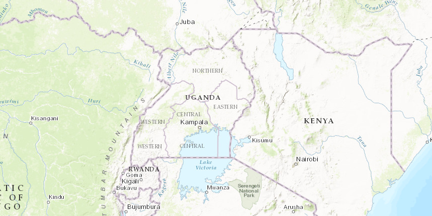 Map Africa Stories Uganda Gets A Health Boost